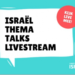 Livestream Thema Talks Christenen voor Israel